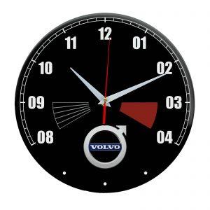 Сувенир – часы Volvo1 16