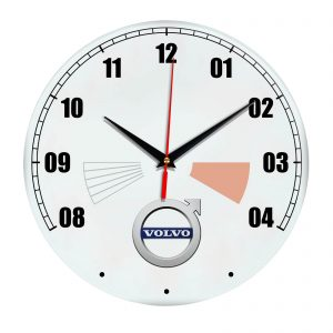 Сувенир – часы Volvo 1 17