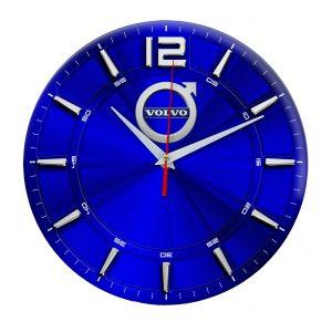 Сувенир – часы Volvo1 19