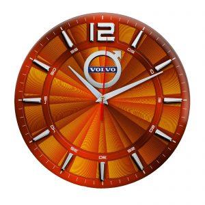 Сувенир – часы Volvo1 20