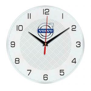 Сувенир – часы Volvo2 04