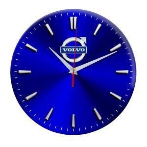 Сувенир – часы Volvo2 08