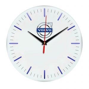 Сувенир – часы Volvo2 11