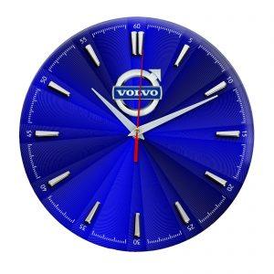 Сувенир – часы Volvo2 12
