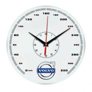 Сувенир – часы Volvo2 14