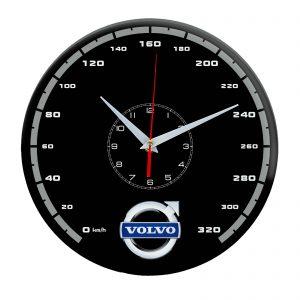 Сувенир – часы Volvo2 15