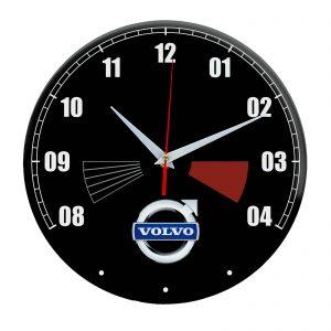 Сувенир – часы Volvo2 16
