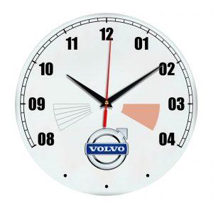 Сувенир – часы Volvo2 17
