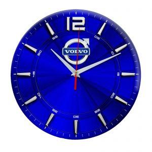 Сувенир – часы Volvo2 19