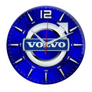 Сувенир – часы Volvo2 22