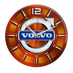 Сувенир – часы Volvo2 23