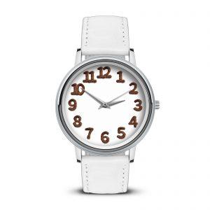 Наручные часы Идеал watch-3d-369-w11-belyi