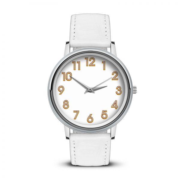 Наручные часы Идеал watch-3d-431-w11-belyi