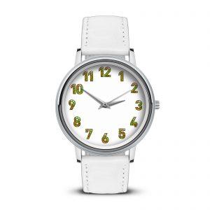 Наручные часы Идеал watch-3d-435-w11-belyi