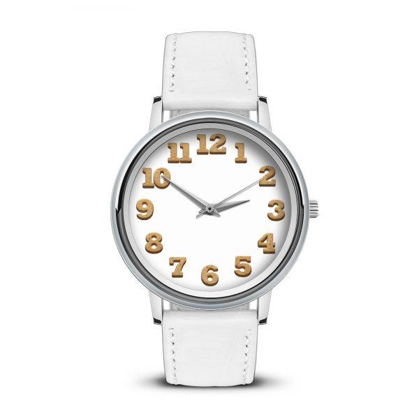 Наручные часы Идеал watch-3d-443-w11-belyi