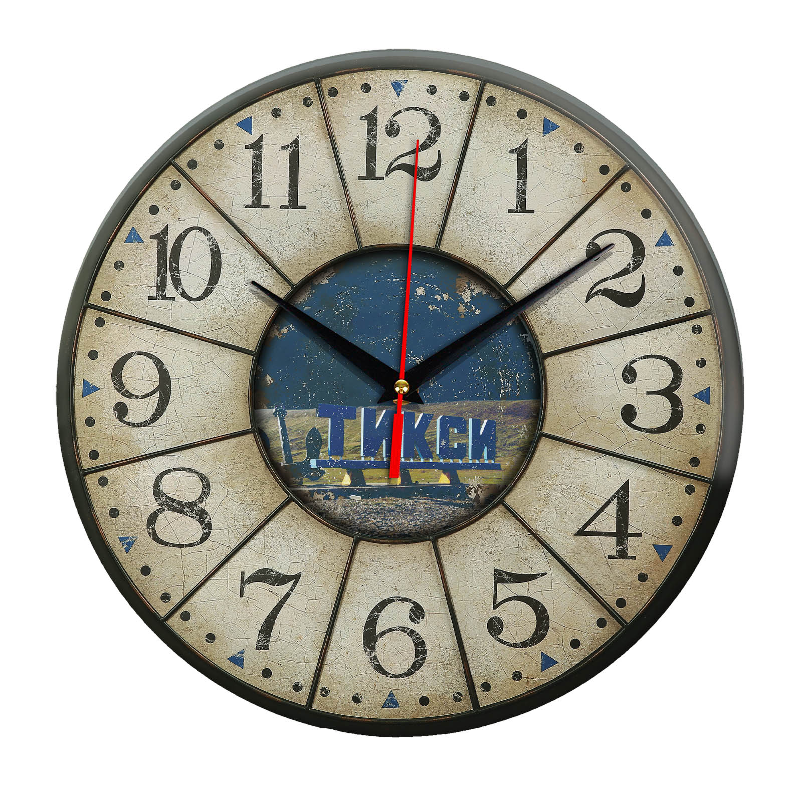 """Часы настенные """"Тикси"""""""