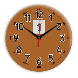 Часы с логотипом Ярославль 10