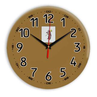 Интерьерные часы — герб Ярославль 11