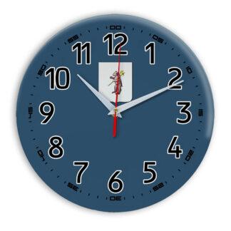 Круглые настенные часы Ярославль 12