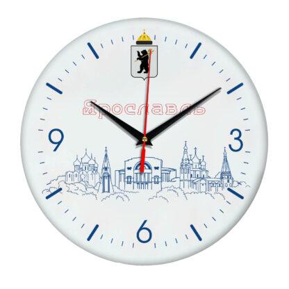 Настенные часы «Ярославль»