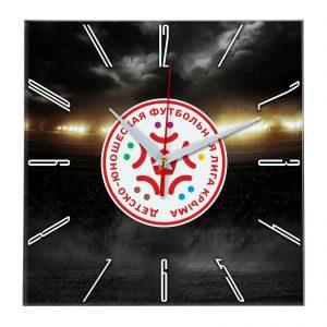 Настенные часы «В лучах славы Youth league»
