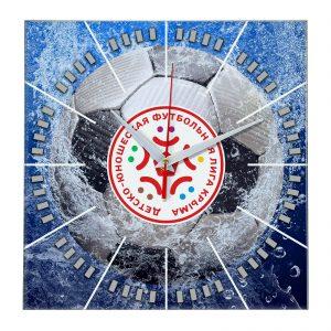 Настенные часы «Сувенир болельщиков Youth league»