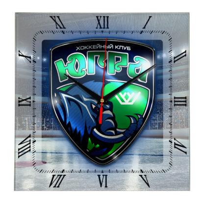 атрибутика — часы хоккейного клуба Yugra Khanty Mansiysk 01