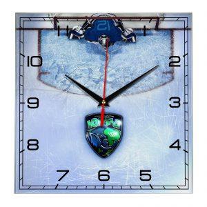 Сувенир – часы Yugra Khanty Mansiysk 03