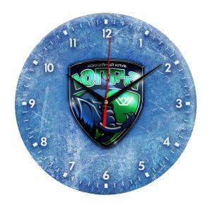 Сувенир – часы Yugra Khanty Mansiysk 04