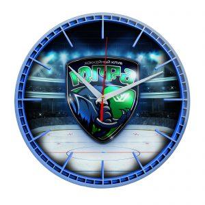 Сувенир – часы Yugra Khanty Mansiysk 06