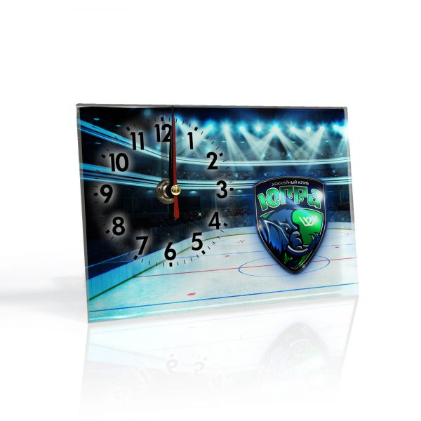 Сувенир – часы Yugra Khanty Mansiysk 08