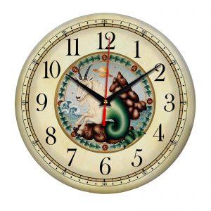 Сувенир – часы Zodiac sign copricorn