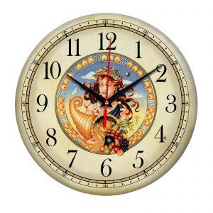 Сувенир – часы Zodiac sign virgo