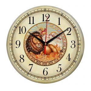 Сувенир – часы Zodiac sign_leo