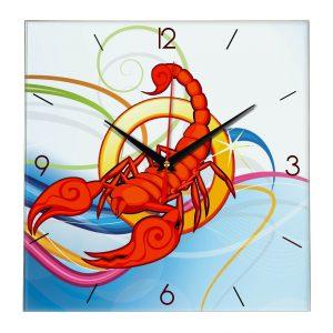 Сувенир – часы zodiac870 scorpion