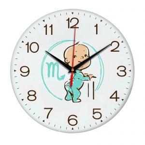 Сувенир – часы Zodiaс919 scorpion