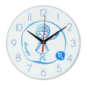 Сувенир – часы Zodiaс923 scorpion