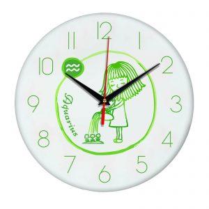Сувенир – часы Zodiaс923 vodoley